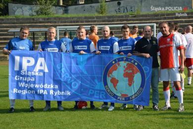 Turniej piłkarski Regionu IPA Rybnik