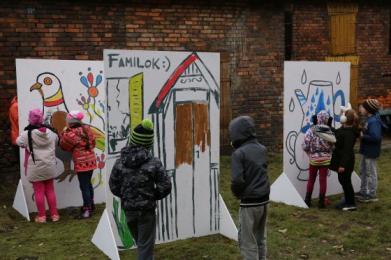 Rewitalizacyjny Dzień Dziecka w dzielnicach