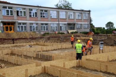 Ekologiczna przebudowa szkoły
