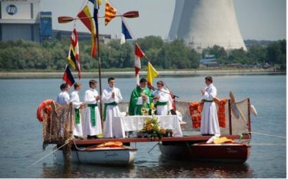 Na Mszę Św. na wodzie dojedziesz bezpłatnym autobusem