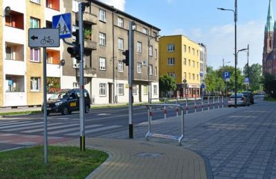 Podpórki dla rowerzystów