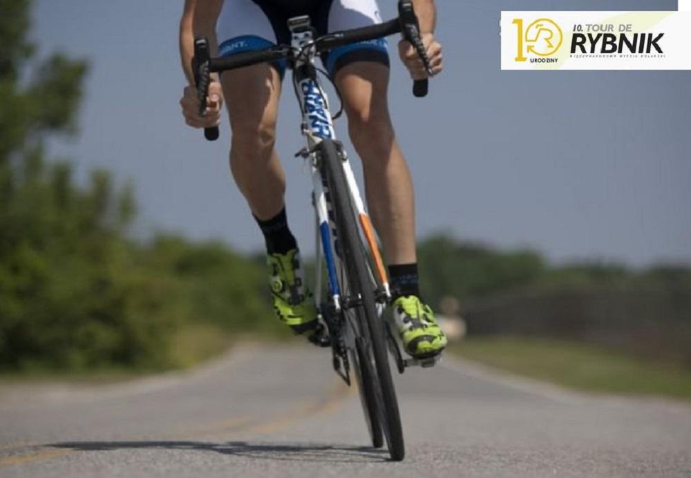 27 sierpnia uważajcie na rowerzystów w związku z Tour de Rybnik