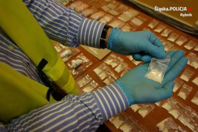 Kryminalni przejęli blisko 3,5 tys. działek narkotyków
