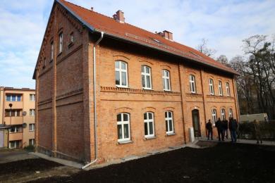 Nowe lokale socjalne przy ul. Andersa