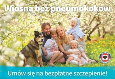 Wiosna bez pneumokoków