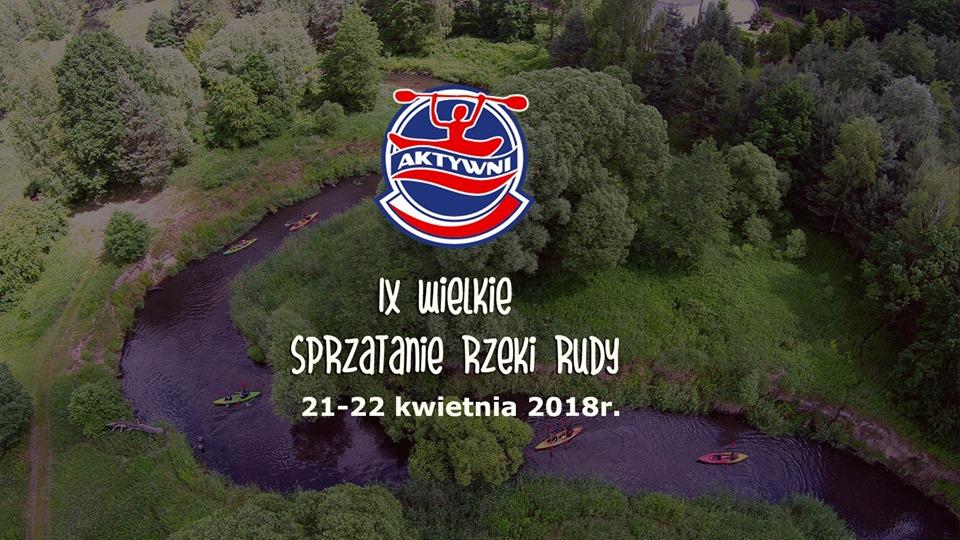 IX Wielkie Sprzątanie Rzeki Rudy
