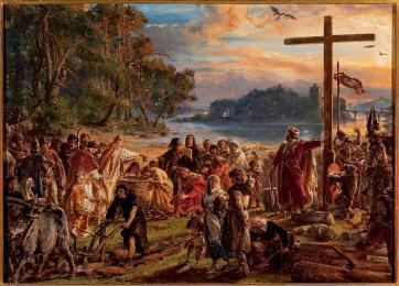 W kalendarzu pojawi się nowe święto! W kwietniu uczcimy przyjęcie chrztu przez Polskę