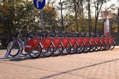 Wracają rowery miejskie w Rybniku