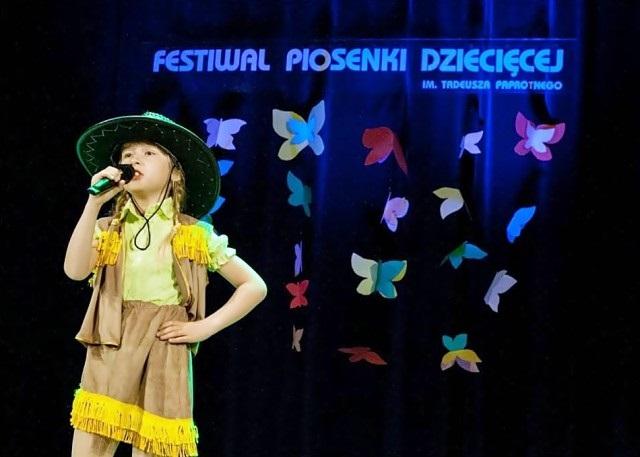 XXXVII Festiwal Piosenki Dziecięcej im. Tadeusza Paprotnego
