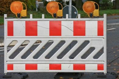 Zamknięcie ulicy Gotartowickiej