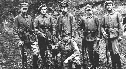 Dzisiaj obchodzimy 100 rocznicę wybuchu I powstania śląskiego!