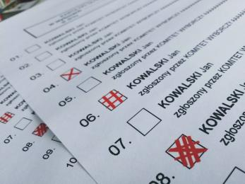 Wybory parlamentarne w Rybniku - lista komisji wyborczych, zasady głosowania