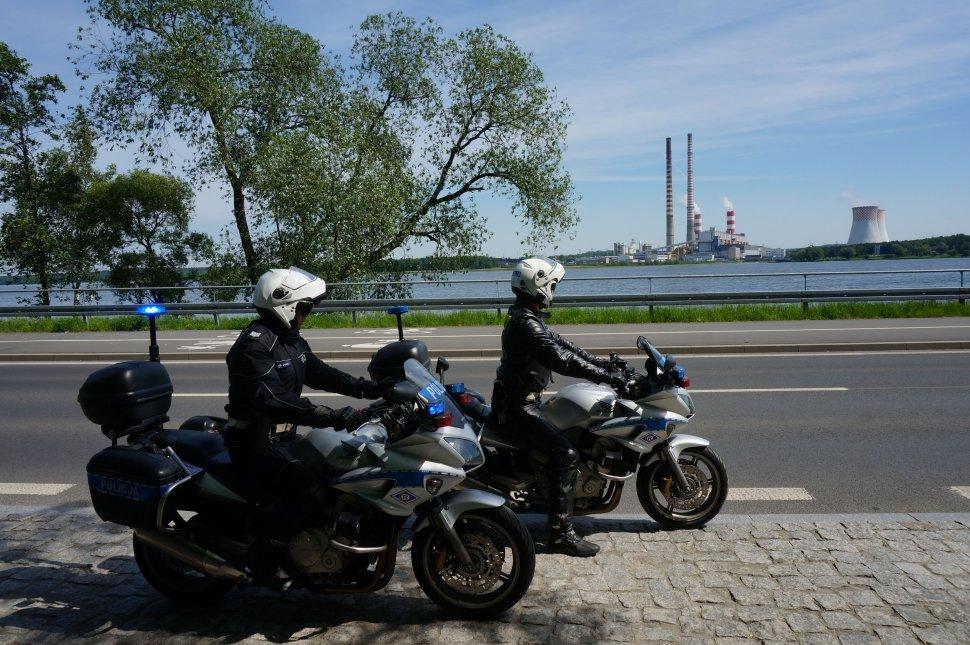 Policyjne motocykle już na rybnickich drogach