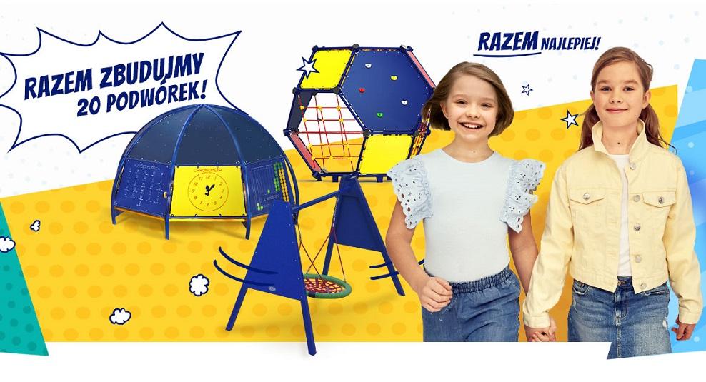 Gmina Świerklany walczy o Podwórko NIVEA