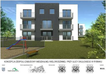 Mieszkania na Okulickiego i Sztolniowej