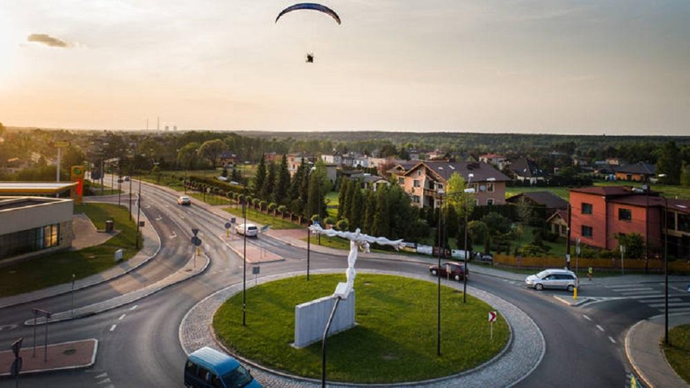 Rybnik - miasto rond