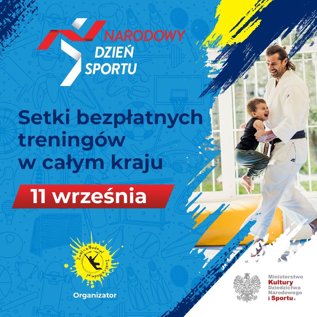 Ćwiczymy razem! Narodowy Dzień Sportu w województwie śląskim