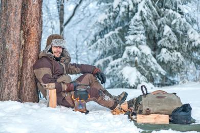 Duch arktycznego nomady - slajdowisko w rybnickim Żółtym Młynku