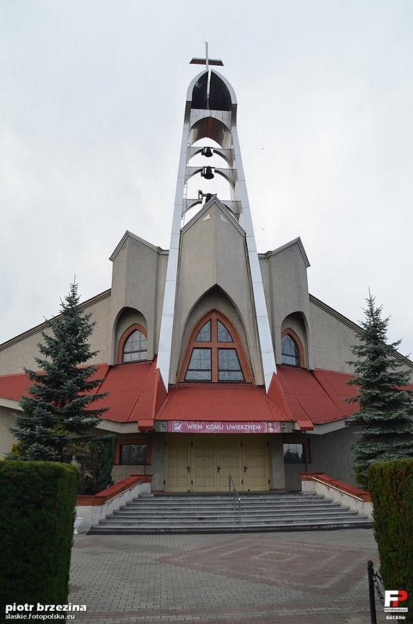Kamień - Kościół pw. św. Brata Alberta