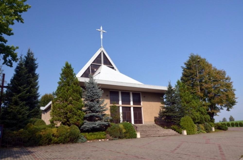 Kłokocin - Kościół pw. św. Józefa