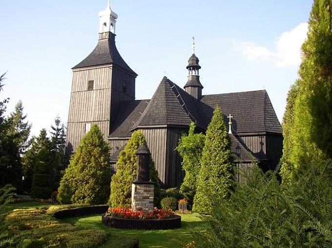 Ligocka Kuźnia - Kościół pw. św. Wawrzyńca