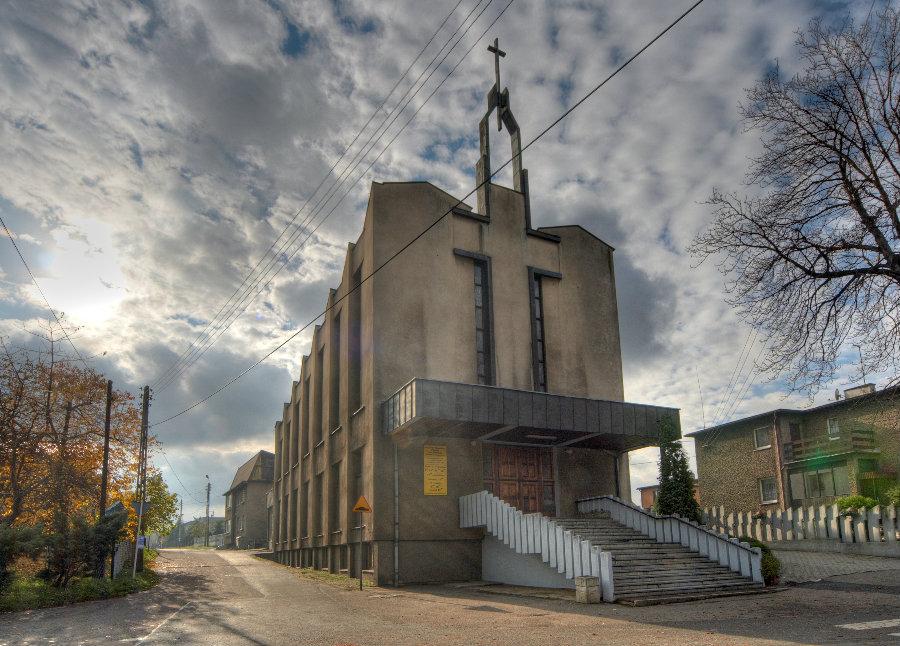 Orzepowice - Kościół pw. św. Floriana