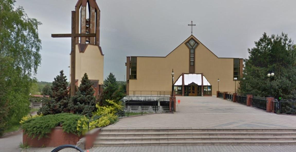Paruszowiec - Kościół pw. św. Jana Sarkandra