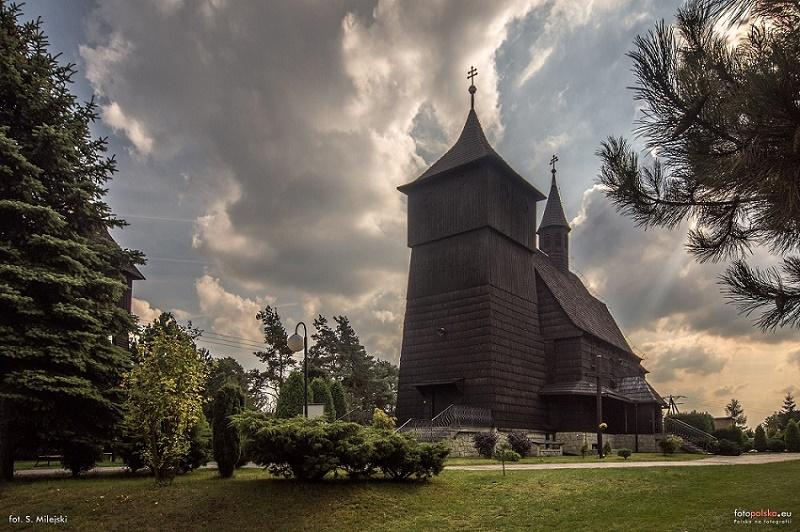 Wielopole - Kościół pw. św. Katarzyny i Matki Bożej Różańcowej