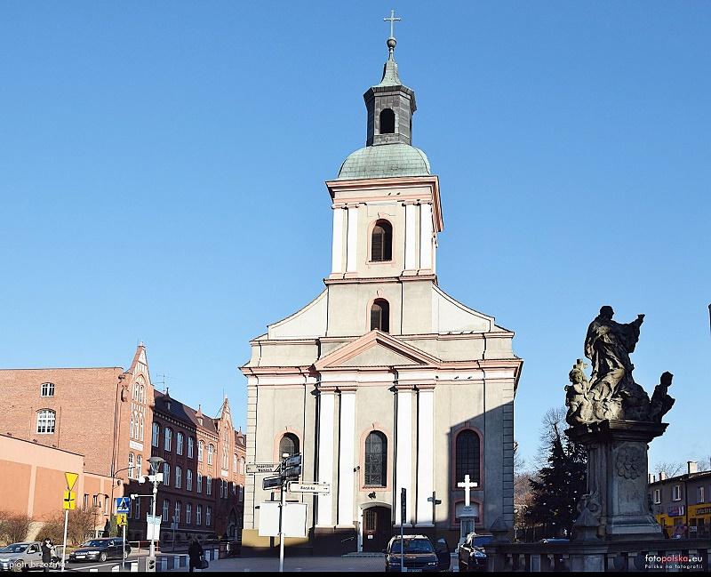 Śródmieście - Kościół pw. Matki Bożej Bolesnej