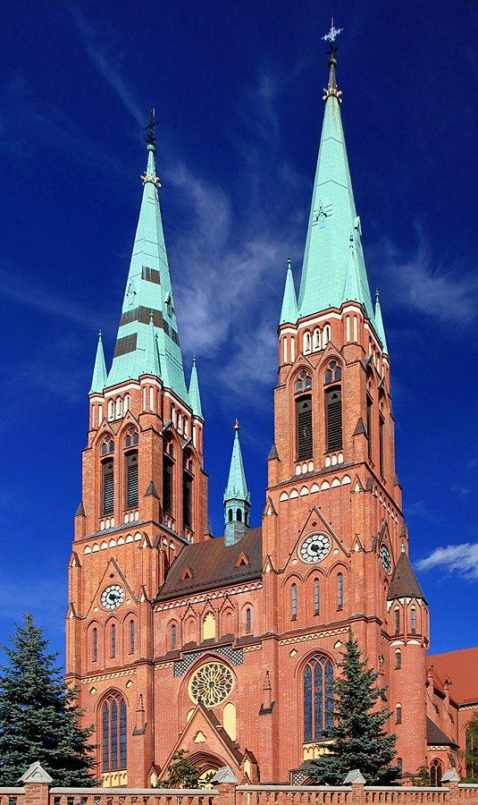 Śródmieście - Bazylika św. Antoniego