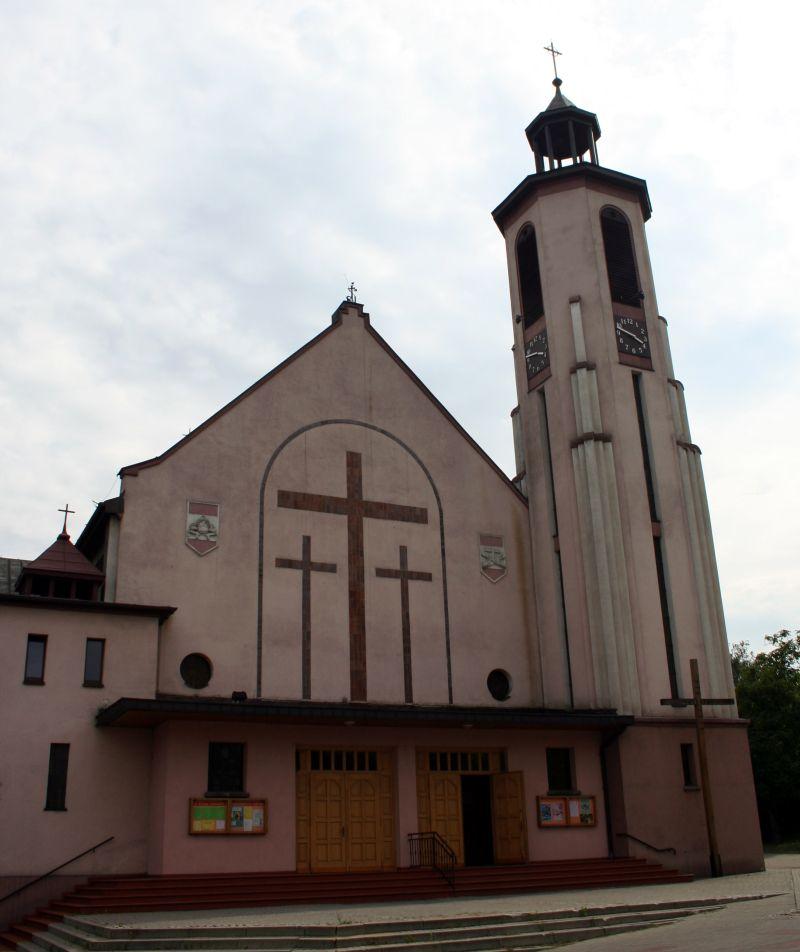 Smolna - Kościół pw. św. Józefa Robotnika