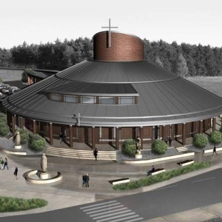 Niedobczyce - Kościół pw. Matki Bożej Różańcowej